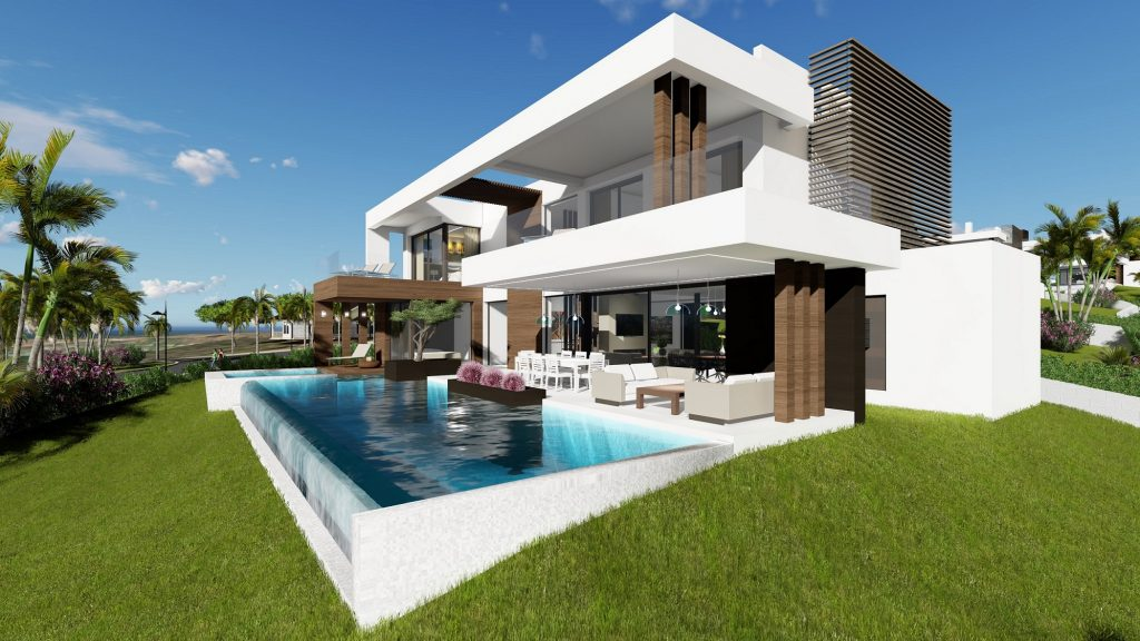 Luxury Houses For Sale In Marbella Spain