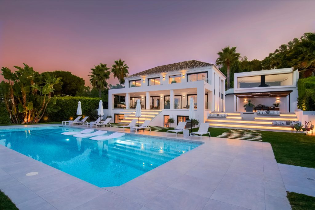 Find Marbella Luxury Villas For Sale Malaga